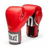 Everlast Velcro 2100 Pro Style Boks Eldiveni 2100 Black