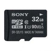 Sony Sr32uy3a 32gb Microsd Hafıza Kartı
