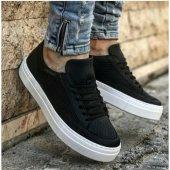 Chekich 015 Siyah Erkek Ayakkabı