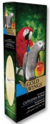Gold Wings Premium Doğal Mürekkep Baliği Kemiği Büyük