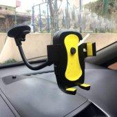 Autoen Araç İçi Telefon Tutucu Otomatik Kilit Özelliği 8014548