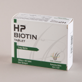Hp Biotin 5 Mg 100 Tablet