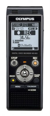 Olympus Digital Voice Recorder Ws 853