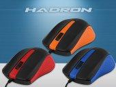 Hadron Hd5644 Mavi Usb Kablolu Optik Mouse