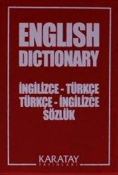 Karatay İngilizce Türkçe Sözlük 0422