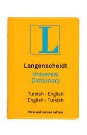 Langenscheidt Universal Dictionary Sözlük 6839