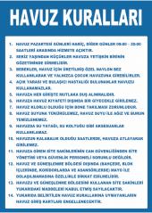 At 1279 Havuz Kuralları