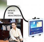 Tablet Tutucu Esnek Ofis Masa Yatak Araç İçi