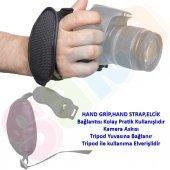 Nikon D500 İçin Hand Grip Elcik Bilek Kayışı Hand Strap