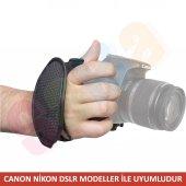 Nikon İçin Hand Grip Strap Elcik D7000,d7100,d7200...