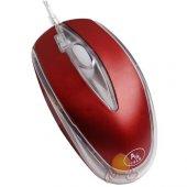 A4 Tech Op 3d 1 Ps 2+2x Buton+kırmızı