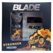 Blade Kofre Stronger 100 Ml + Deo 150 Ml Erkek