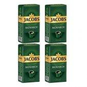 Jacobs Monarch Filtre Kahve 250 Gr X 4 Toplam 1 Kg