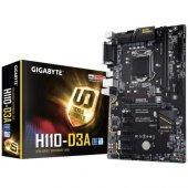 Gigabyte H110 D3a Ddr4 2133mhz S+v+gl 1151p