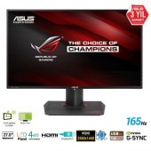 Asus 27 Pg279q Ips Led Wqhd Mm Monitör Siyah 4ms