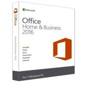 Ms Office Home And Bus. 2016 Tr Kutu T5d 02714