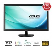 Asus 23.6 Vs247nr Led Monitör Siyah 5ms