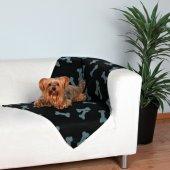 Trixie Köpek Battaniyesi 100x70cm Siyah