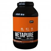 Qnt Zerocarb Metapure İzole Whey Proteini 2000 Gr (3 Hediyeli)
