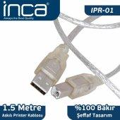 ınca Ipr 01 Usb 2,0 Prınter Kablosu 1,5 Metre