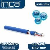 ınca Cat6 23 Avg 0,57mm Kablo 305 Metre