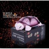 Tavana Işık Yansıtan Müzikli Kaplumbağa