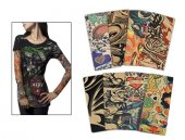 Tattoo Sleeves Giyilebilir Dövmeler