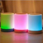 Renk Değiştiren Bluetooth Hoparlör Ses Bombası S 66