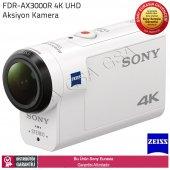 Sony Fdr X3000 Wi Fi Ve Gps Özellikli 4k Action Cam