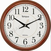 Regal(Tempus) 8917 Awz Orta Boy Klasik Model Duvar Saati