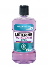 Listerine Total Care Zero Ağız Bakım Gargarası 250 Ml