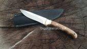 Av Bıçağı 22cm Kök Ceviz Sap 4mm Çelik
