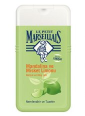Le Petit Marseillais Mandalina Misket Limon Duşjel 250ml