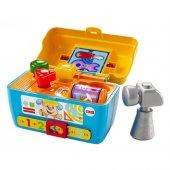 Mattel Yaşa Göre Gelişim Eğitici Alet Çantası Dlb220
