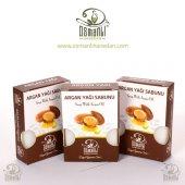 3 Adet Osmanlı Sabunları Argan Yağı Sabunu 100gr