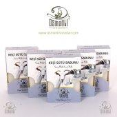 5 Adet Osmanlı Sabunları Keçi Sütü Sabunu 100gr