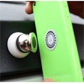 Araç İçi Mıknatıslı Telefon Tutucu Havalandırma Manyetik Top