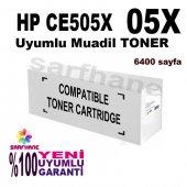 Hp Ce505x Muadil Toner Hp P2055