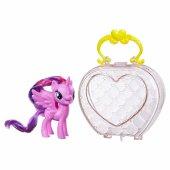 My Little Pony Çantalı Pony Figür Princess Twilight Sparkle