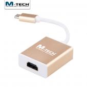 M Tech Muchc0053 Usb 3.1 Type C To Hdmı Dönüştürücü Adaptör