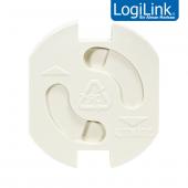 Logilink Ec3001 Topraklı Otomatik Priz Koruma Emniyeti, 5li Set