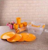 çantalı Piknik Seti 4 Kişilik My Box