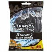 Wilkinson Xtreme 3 Sensıtıve Black 10 Lu (2502)