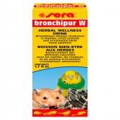 Sera Bronchipur W Koni Çiçeği Kökü Özü Ek Besin Takviyesi 50 Ml