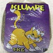 Klumpe Organik Topaklaşan Kedi Kumu 5 Kg
