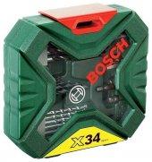 Bosch X Line 34 Parça Set 2.607.010.608