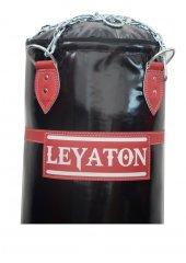 Boks Torbası 90 X 30 Cm İçi Dolu Leyaton Siyah