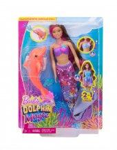 Barbie Sihirli Yunuslar Denizkızı Bebek Fbd64