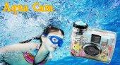 Aqua Cam Çek At Tek Kulanımlık Sualtı Fotoğraf Makinesi