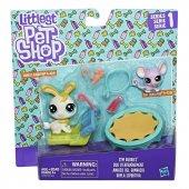 Littlest Pet Shop Miniş Mini Oyun Seti C1201 Rambles Bunnyton